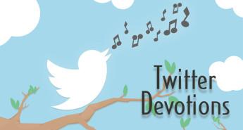 Twitter Bible Devotions
