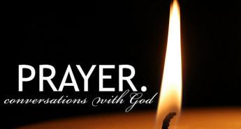 PRAYER, FIRST PRIORITY